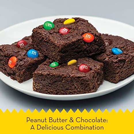 M&MS Peanut Butter Chocolate Candy Party Size 38-Ounce Bag: Amazon.es: Alimentación y bebidas
