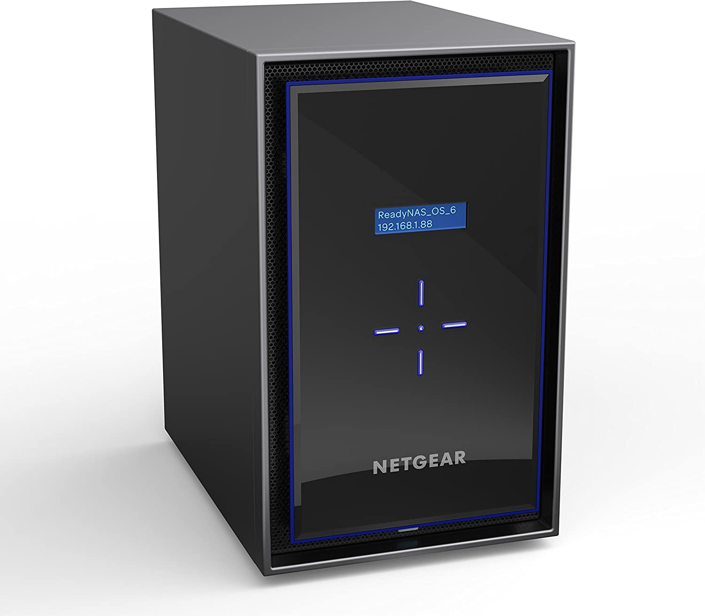 Netgear RN428E6-100NES 48TB (8x6) ReadyNAS 428, Desktop 8-bay Enterprise HDD