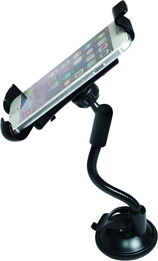Logilink Aa0102 Smartphone Universelle Kfz Halterung Elektronik