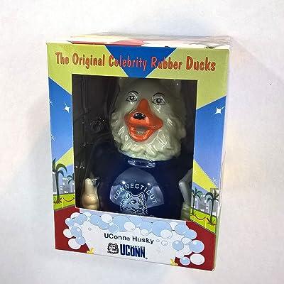University of Connecticut UConn Husky Celebriduck Limited Edition: Toys & Games