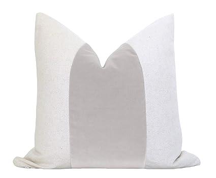 Amazon.com: King65irginia Mezzo Decorative Pillowcase Cover ...