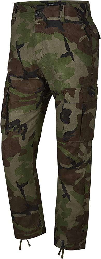 tallarines A bordo menta  Amazon.com: Nike SB Flex FTM Men's Camo Skate Pants (Medium Olive, 32):  Clothing