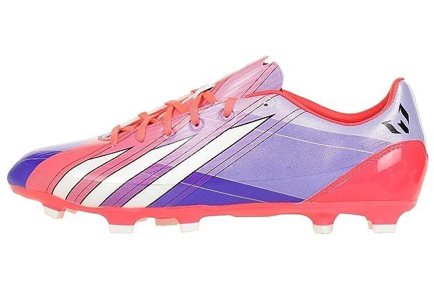 san francisco 34eb6 86f80 Amazon.com  adidas F30 TRX FG Messi Mens Soccer Cleats  Socc