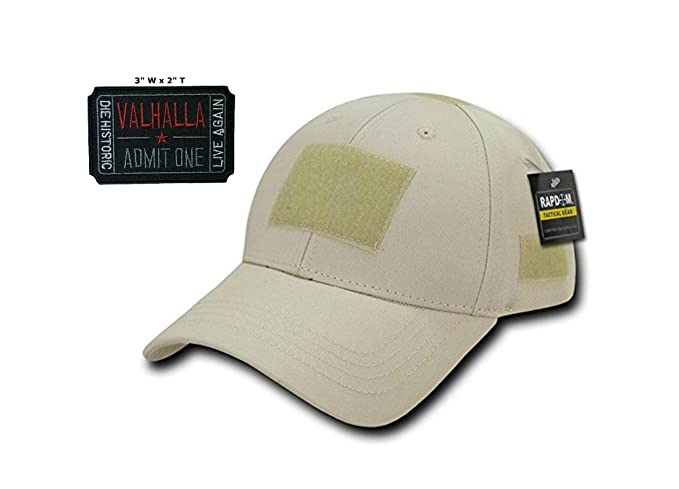Firm Low Profile Tactical Operator Cap with Loop Patch - FREE SHIP ... 4c726a1c11a