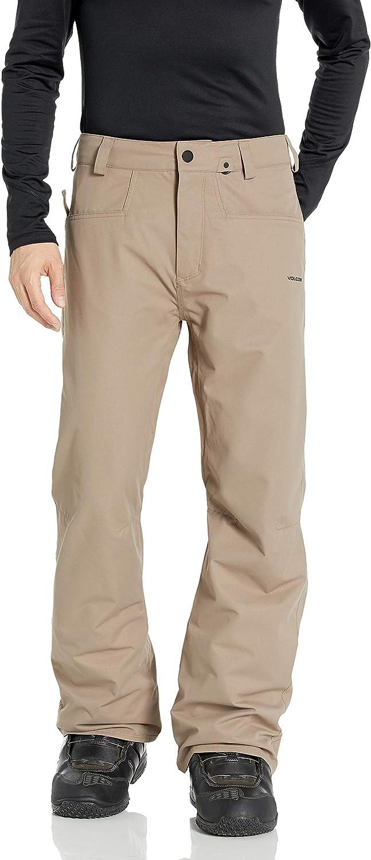 Volcom Men's Carbon Ergo Fit Snow Pant: Clothing