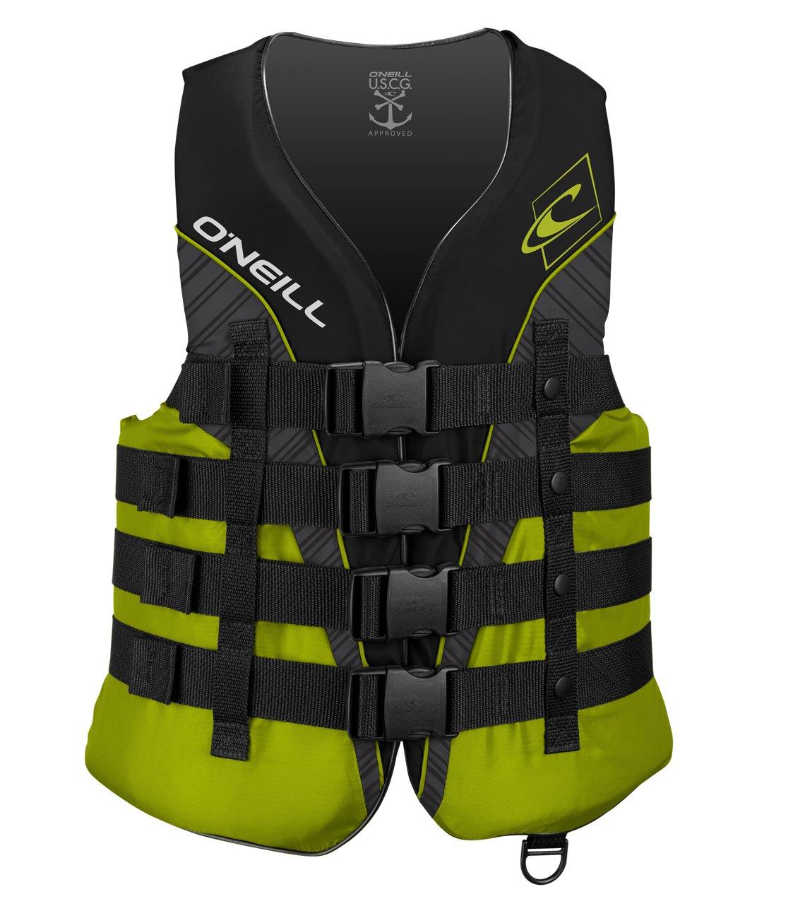 O'Neill Wetsuits Men's Superlite USCG Life Vest