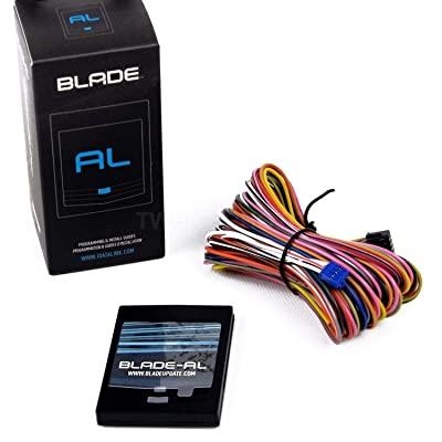 Idatalink Compustar BLADE-AL Web-programmable data immobilizer bypass and doorlock integration cartridge: Home Improvement