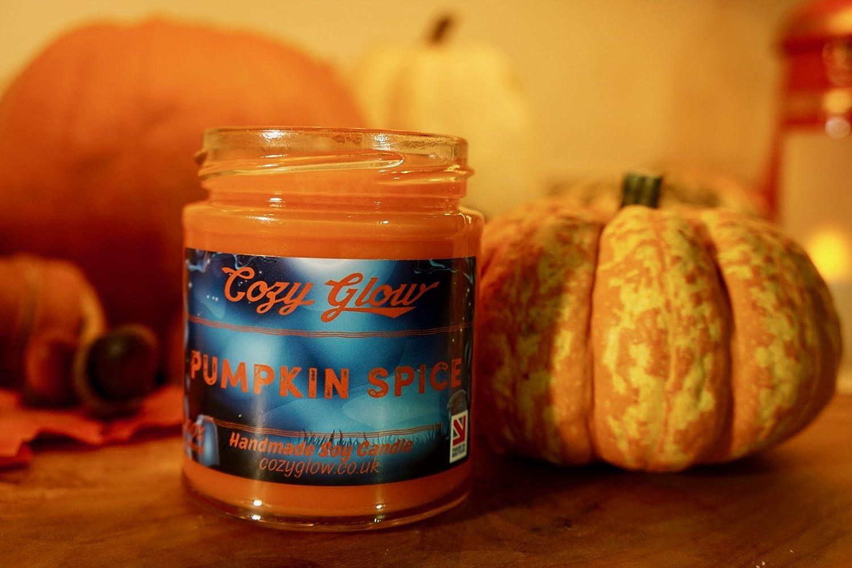 Cozy Glow Pumpkin Spice - Candela di soia, Vetro, Regular PMNSPEJAR