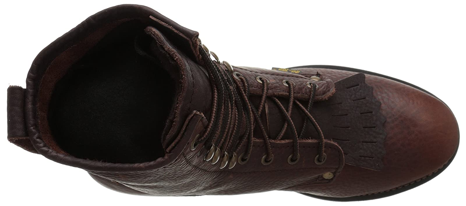 Adtec Men's 9 Inch Packer-M Boot Chestnut 9 M US - 8