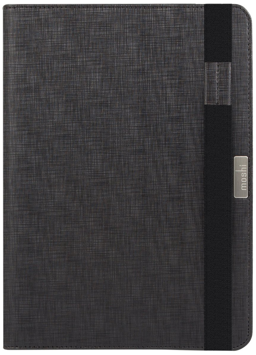 the best attitude 15b77 7764f Moshi Concerti Case w/ Stand for iPad Air - Black - 99MO057041