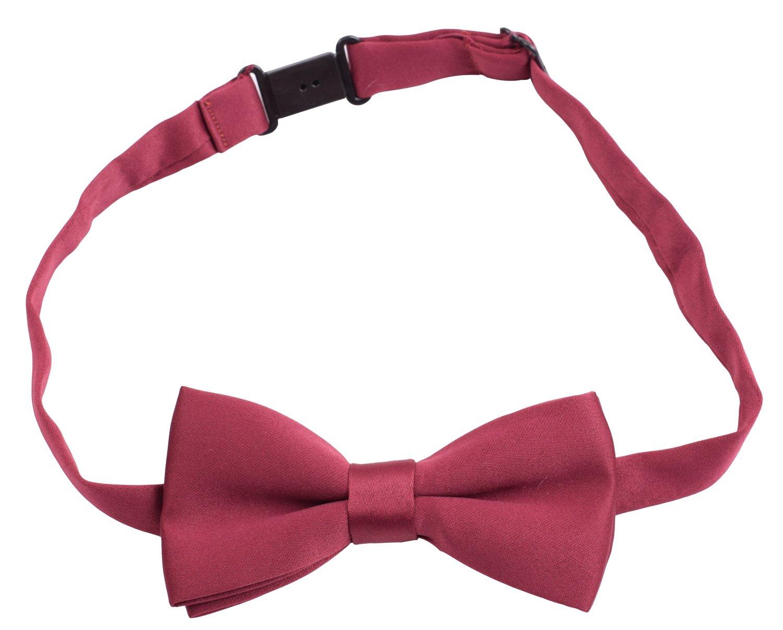 CEAJOO Little Boy's Bow Ties Adjustable Ages 0 to 8 CJDYtie0606kid178818
