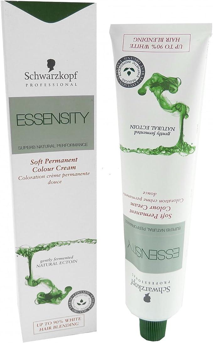 Schwarzkopf Essensity - Crema tinte permanente para cabello ...