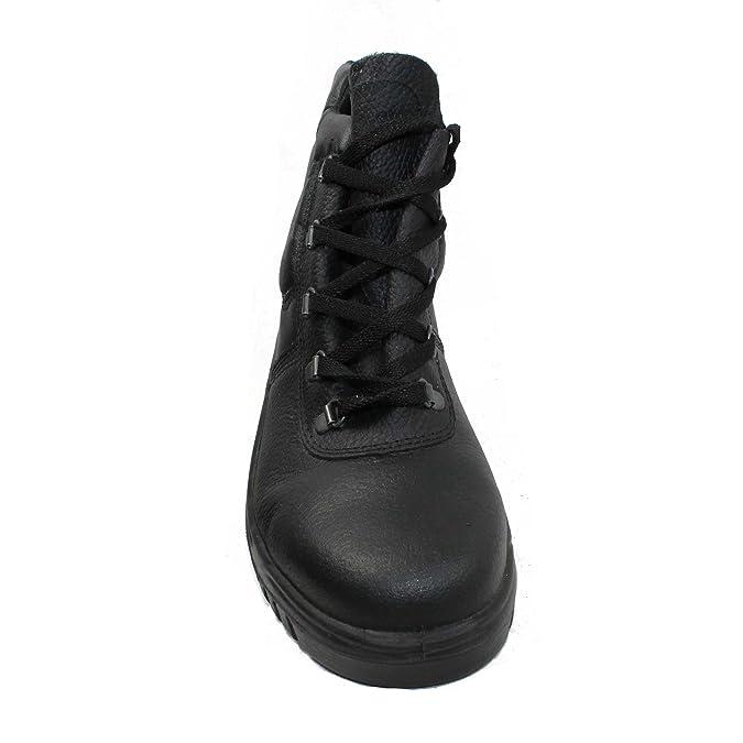 Pour Schwarz Sécurité Chaussures Homme De Centek Noir 0OqTPtww