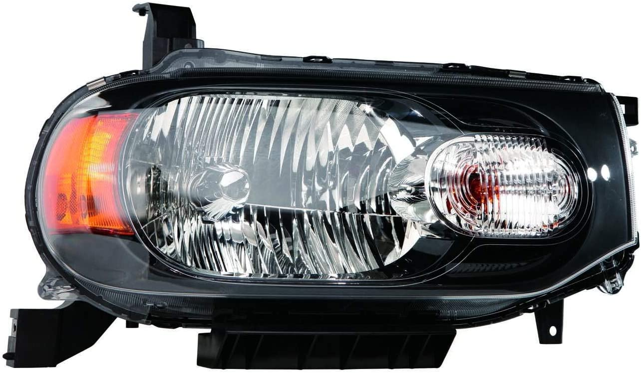 Right and Left Side Replacement Headlight PAIR For 2009-2014 Nissan Cube