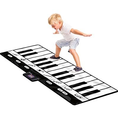 Keyboard play mat from CLICK N' PLAY