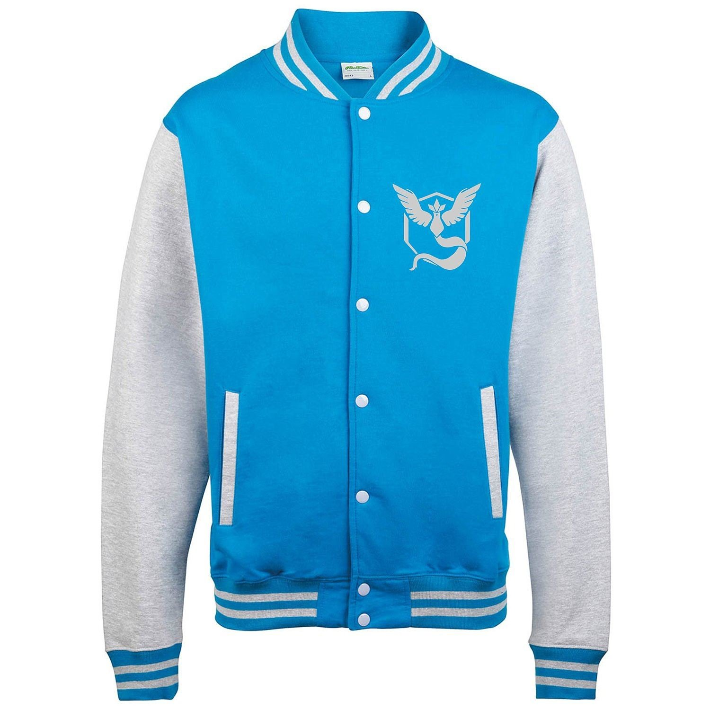 Bullshirt Men's Team Mystic Varsity Jacket