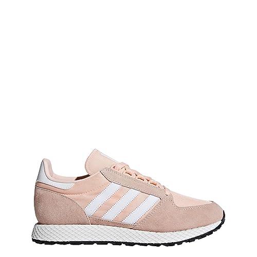 kauf verkauf super service neue auswahl adidas Damen Forest Grove Sneaker, Rosa