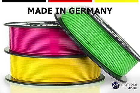 Material4Print - Filamento PLA de 1,75 mm de diámetro, rollo ...