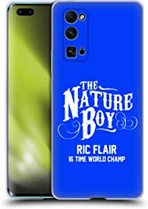 Head Case Designs Officially Licensed WWE The Nature Boy RIC Flair Soft Gel Case Compatible with Honor 30 Pro / 30 Pro Plus