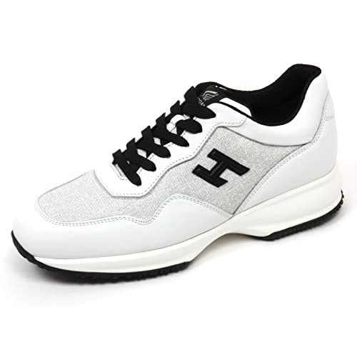 Alta qualit HOGAN Sneakers Donna/Woman ArgentoNero vendita