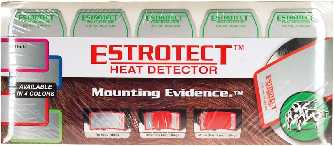 ESTROTECT HEAT DETECTOR GN PK50