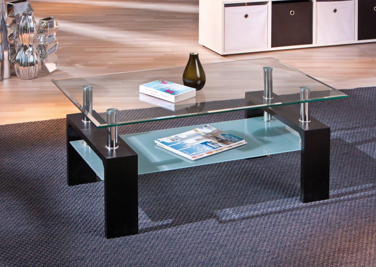 Links 50100045 couchtisch glas wohnzimmertisch wohnzimmer tisch ...