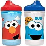 NUK Sesame Street Hard Spout Cup, 10oz, 2 Pack