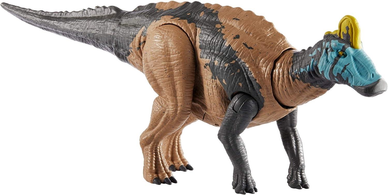 Jurassic World Dinosonidos Control Total dinosaurio Edmontosaurus ( Mattel GJN67)