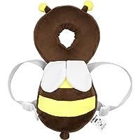 GIMart 赤ちゃんのごっつん防止やわらかリュック (ミツバチ)