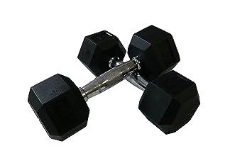 Bollinger Mancuernas Hexagonales 5Kg, Unisex Adulto: Amazon.es: Deportes y aire libre