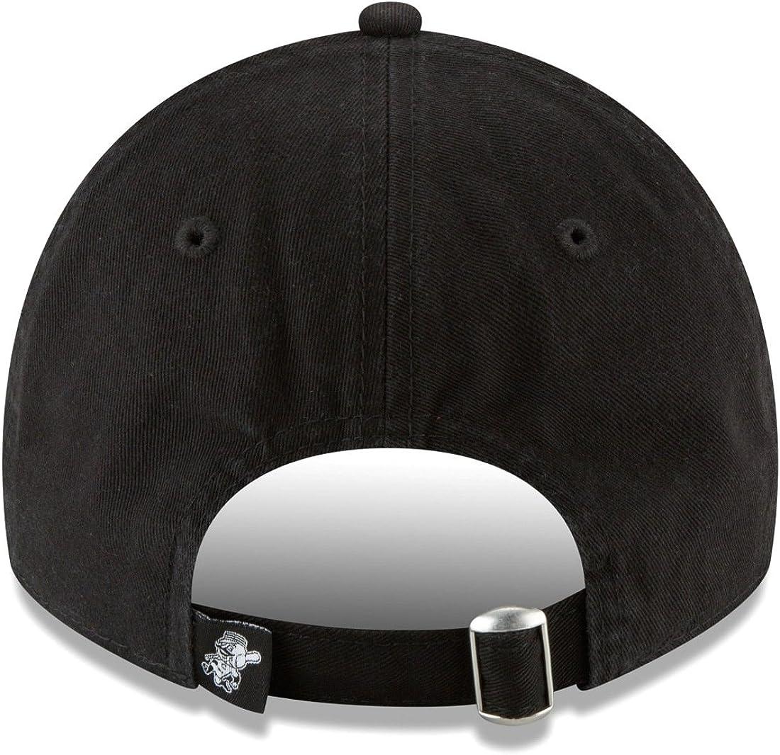New Era Cincinnati Reds MLB 9Twenty Core Classic Twill Adjustable Black Hat