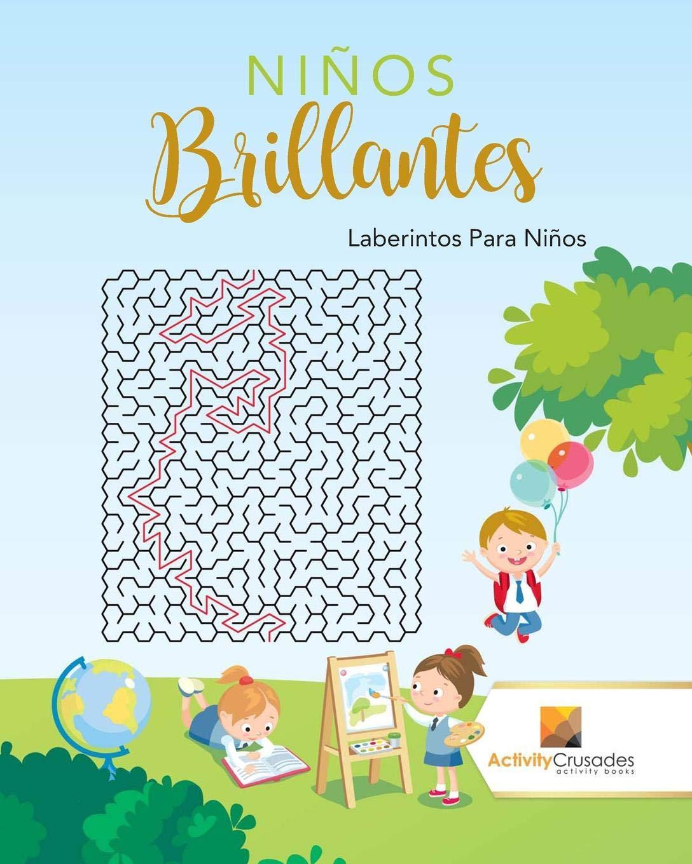 Niños Brillantes : Laberintos Para Niños (Spanish Edition ...
