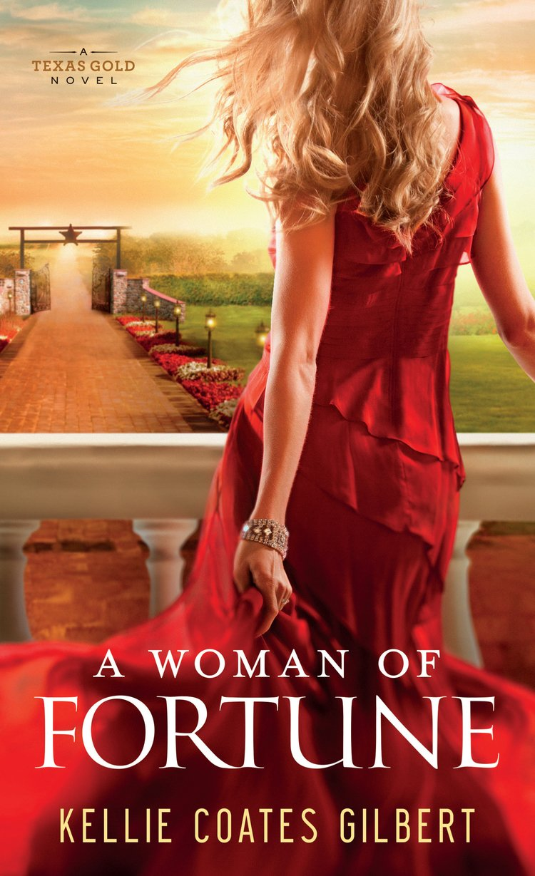 Read Online A Woman of Fortune: A Texas Gold Novel (Thorndike Press Large Print Christian Fiction) PDF