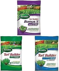 Scotts Southern Large Lawn Fertilizer Bundle