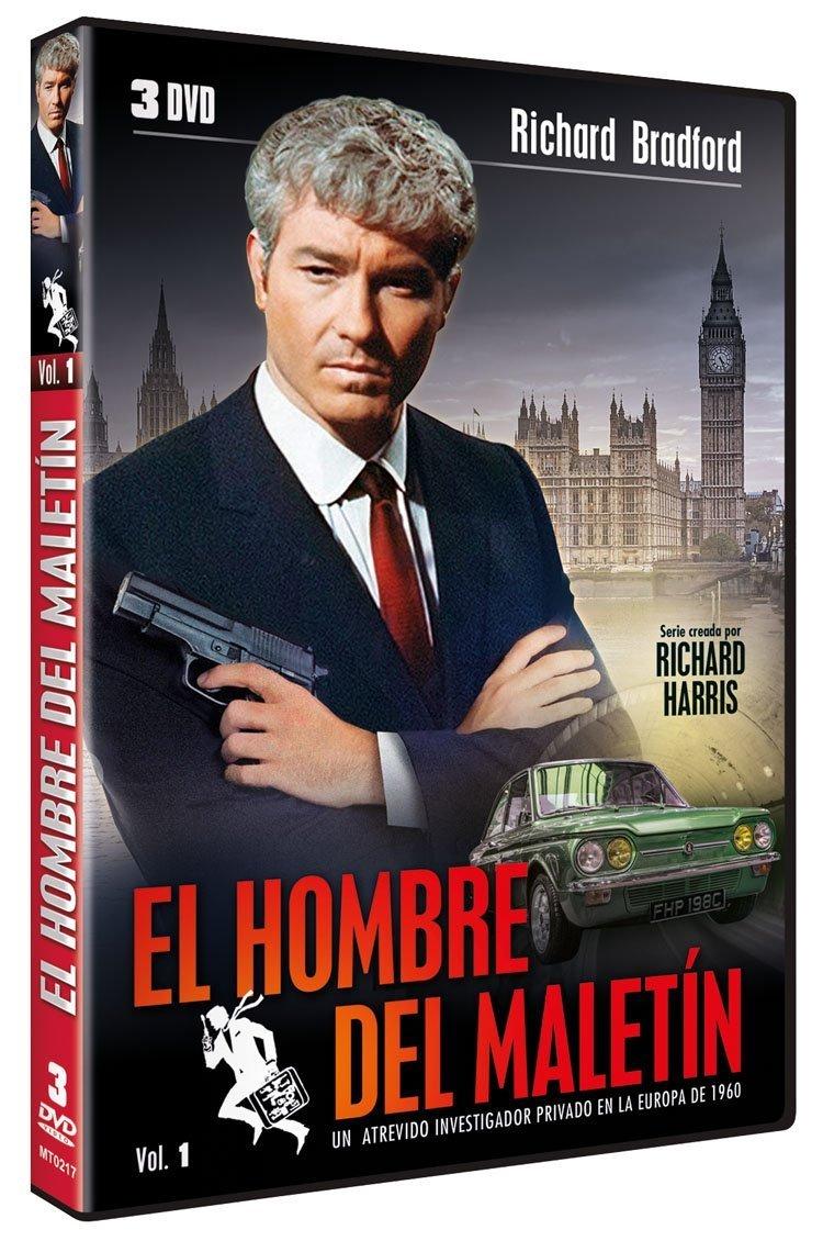 El Hombre del maletín - Volumen 1 [DVD]: Amazon.es: Richard ...