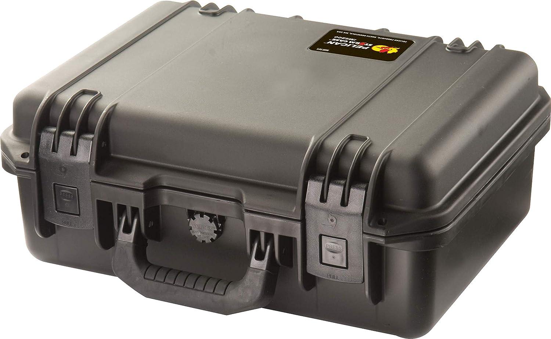 Black Pelican Storm IM2200-00001 Black Case with Cubed Foam Hardigg