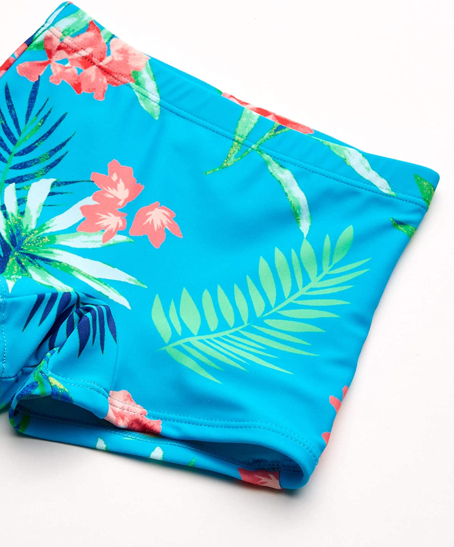16 Kanu Surf Girls Big Swimming Bottom UPF 50+Boy Short Leonie Aqua