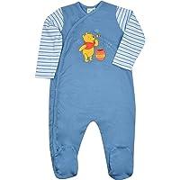 Winnie The Pooh - Strampelanzug, blau