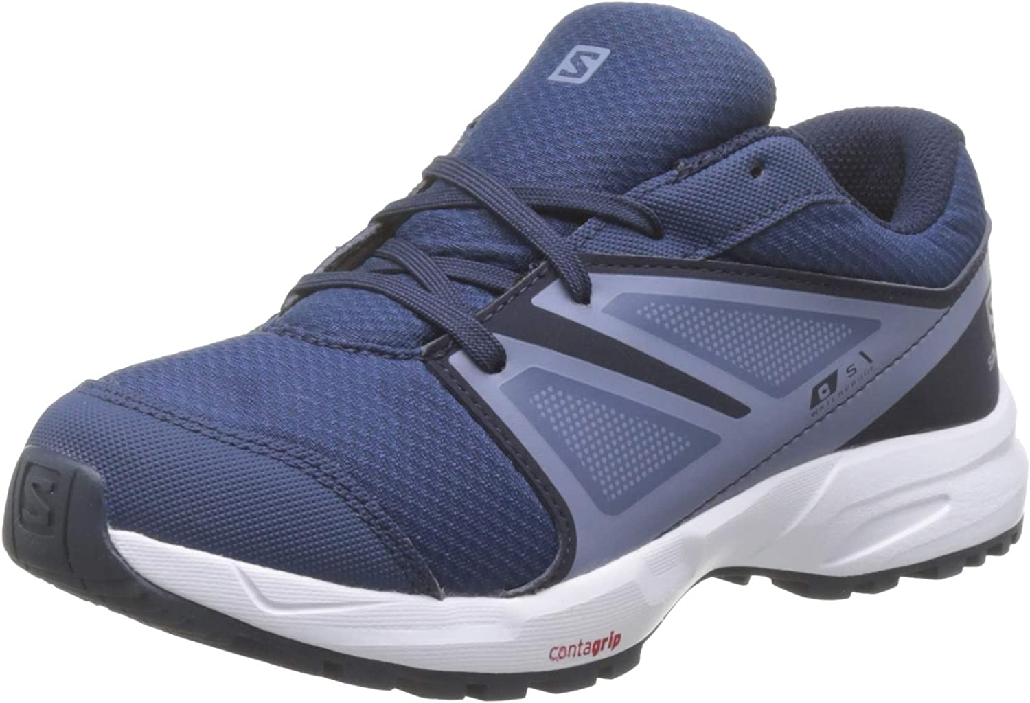 Salomon Sense CSWP J, Zapatillas de Trail Running Unisex Niños: Amazon.es: Zapatos y complementos
