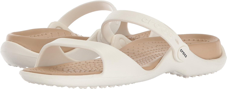 Crocs Womens Cleo Open Toe Sandals