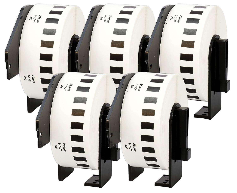 10x DK-11201 29 x 90 90 90 mm Adressetiketten (400 Stück Rolle) kompatibel für Brother P-Touch QL-1050 QL-1060N QL-1110NWB QL-1100 QL-500 QL-500BW QL-570 QL-580 QL-700 QL-710W QL-800 QL-810W QL-820NWB B074RT3GTV   Billig ideal  4a373c