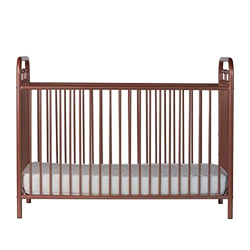 Little Seeds Sierra Ridge Tessa Gold Metal Crib
