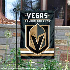 WinCraft Vegas Golden Knights Double Sided Garden Flag