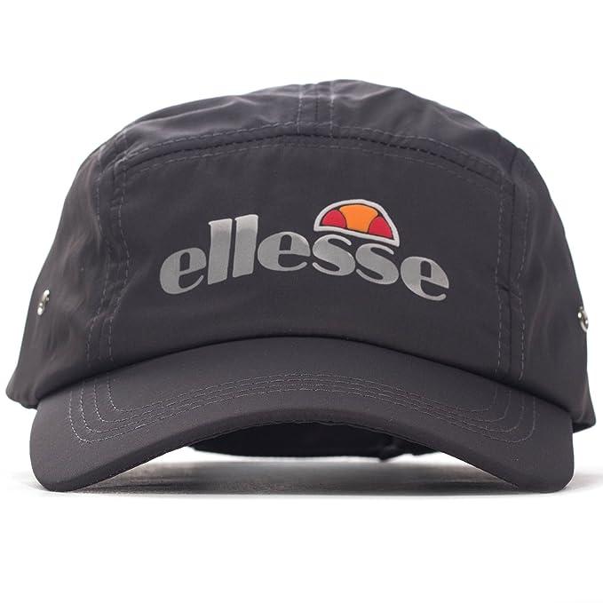 Ellesse deporte Turra 5 Panel para hombre Fashion gorra de béisbol sombrero  Negro gris oscuro Taille unique  Amazon.es  Ropa y accesorios dc3f5eae4b9