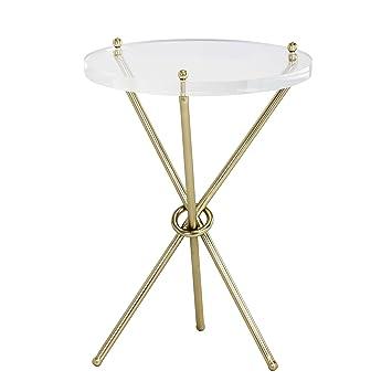 Table Bar Pas Cher.Sunpan Modern Cher Side Table Brass Amazon Co Uk Kitchen
