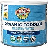 Earth's Best Organic Toddler Milk Drink Powder, Natural Vanilla, 21 oz