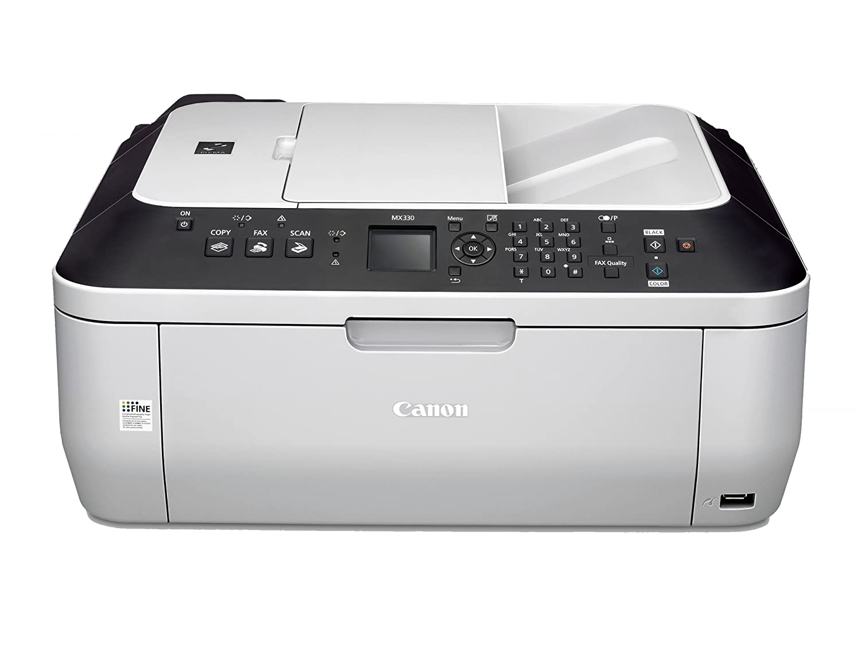Canon Pixma MX330 - Impresora multifunción de Tinta Color (8 ipm ...