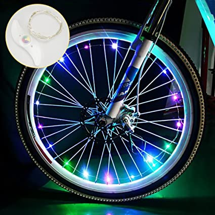 Amazon.com: Susam Boy Toys Age 3-12, LED Bike Wheel Lights Cool ...