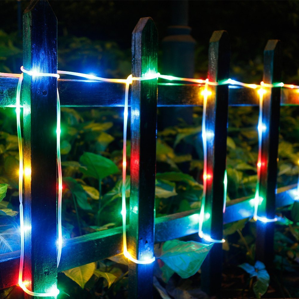 Battery Christmas Lights With Timer