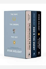 The Way, the Enemy, and the Key: A Boxed Set of The Obstacle is the Way, Ego is the Enemy & Stillness is the Key Hardcover